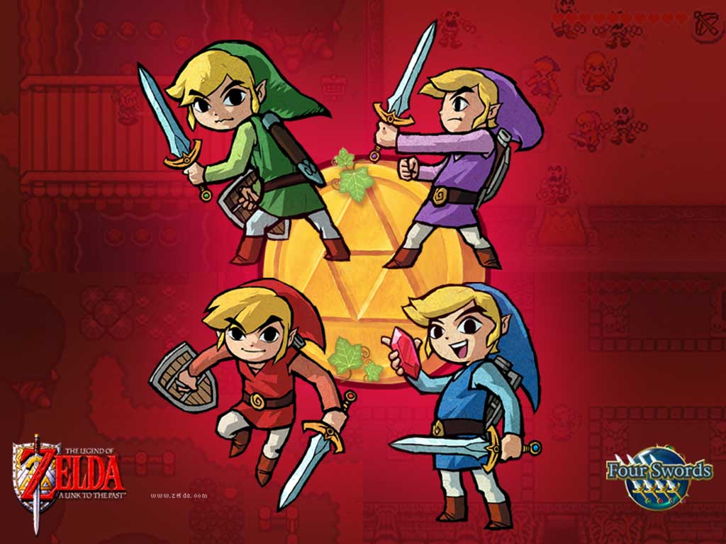 Legend Of Zelda Wallpapers Zelda Central